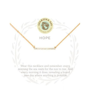 Spartina Sea La Vie Hope Necklace
