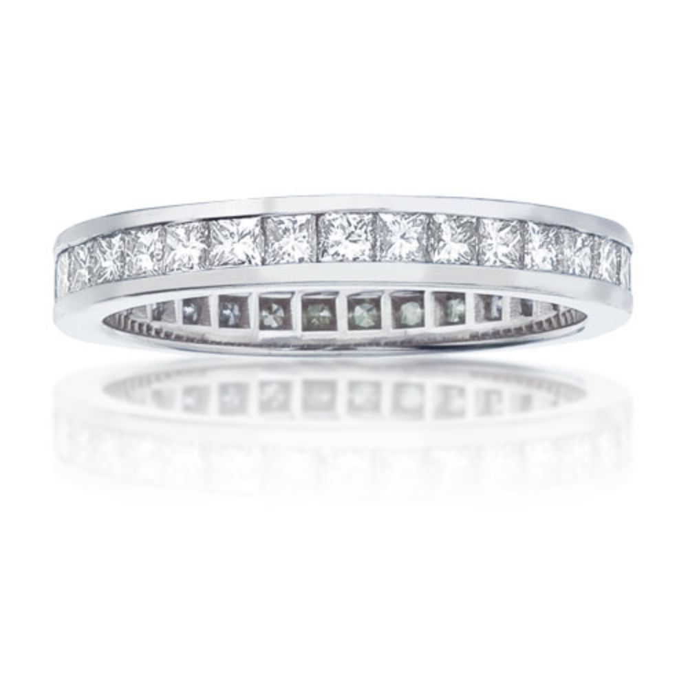 Smyth Eternity Diamond Wedding Band