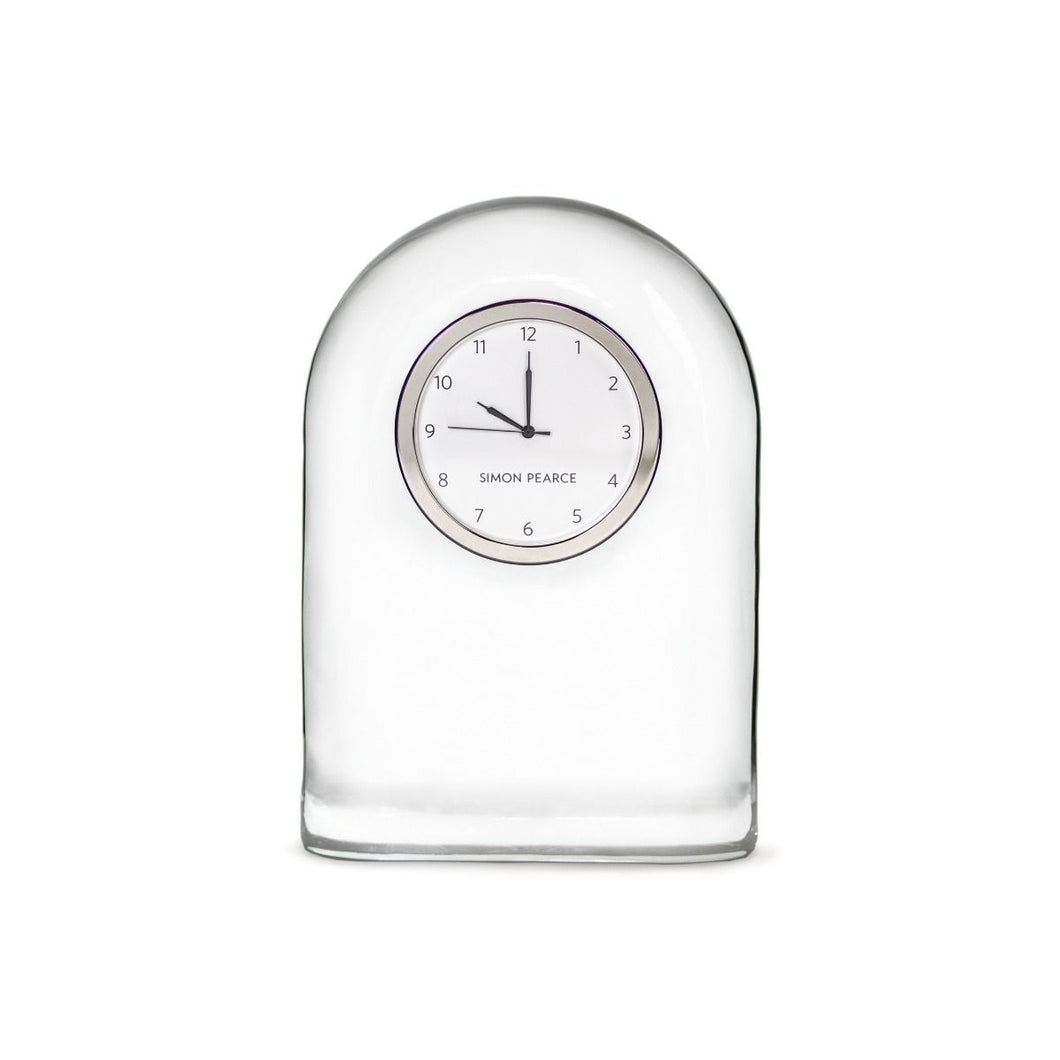Simon Pearce Barre Clock