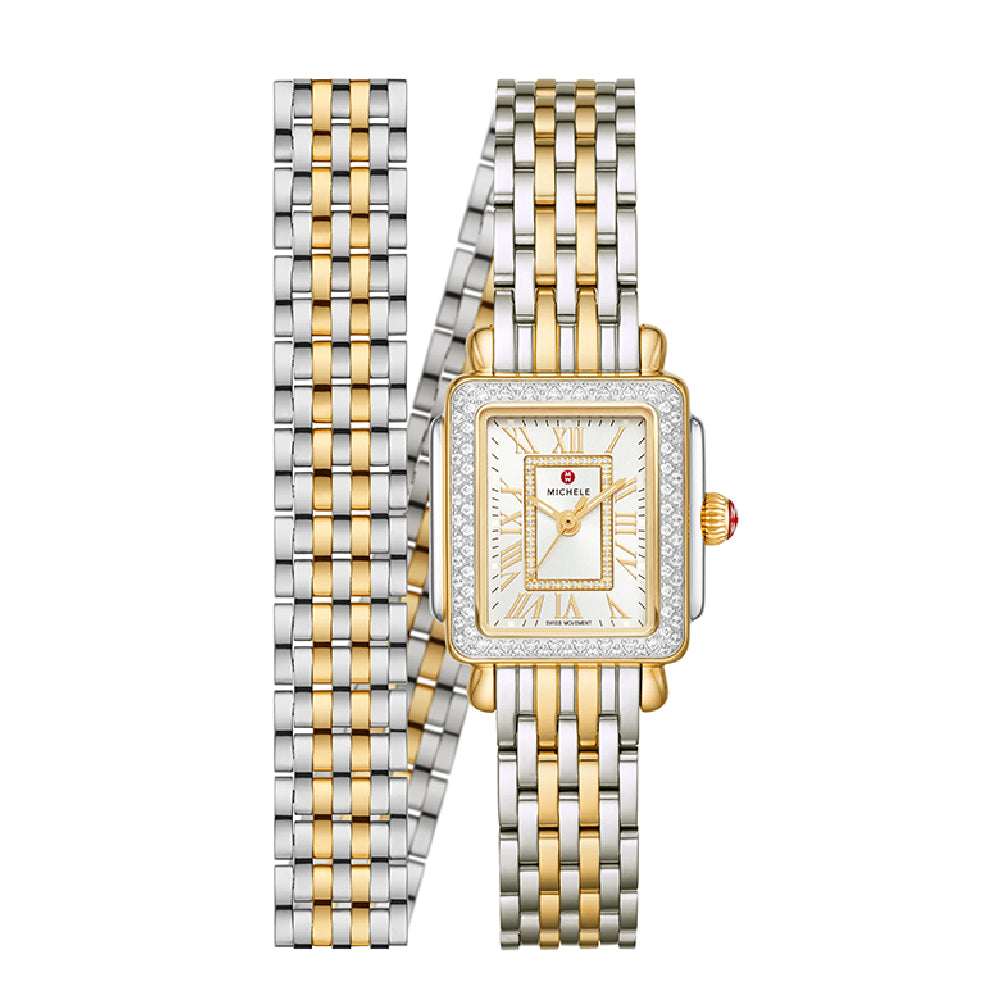 Michele Deco Madison Mini Two-Tone