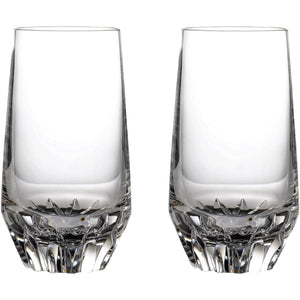 Waterford Irish Dogs Madra Hiball Glasses (Set of 2)