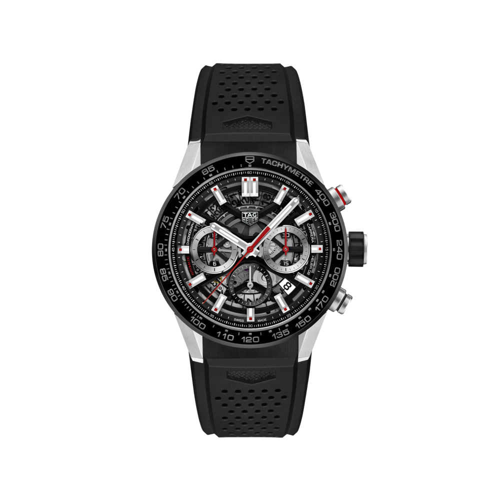 Tag Heuer Gents Carrera Chronograph
