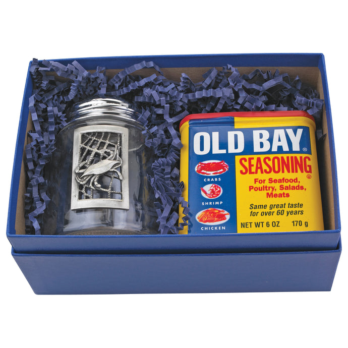 Salisbury Pewter Old Bay Two Piece Gift Set