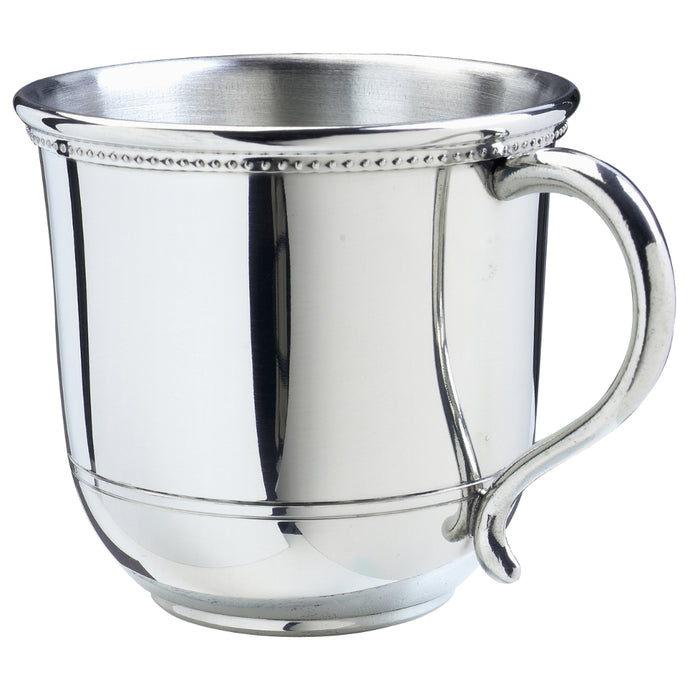 Salisbury Pewter Images of America Baby Cup