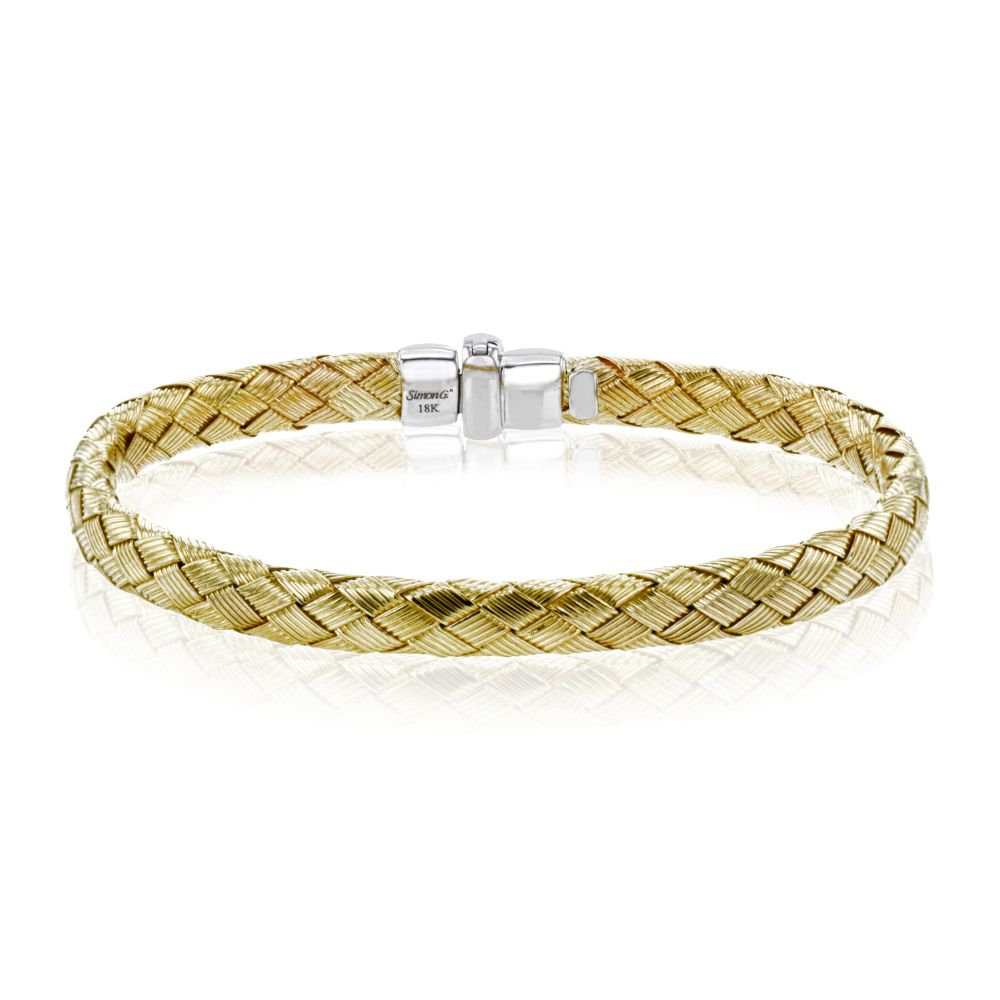 Simon G Bangle Woven Design