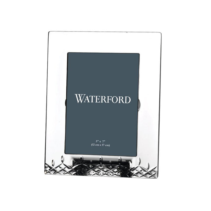 Waterford Lismore Essense 5x7 Picture Frame
