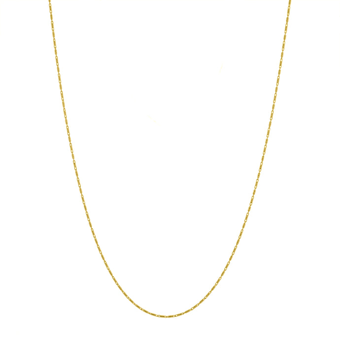14k Lumacina 1.05 mm Chain