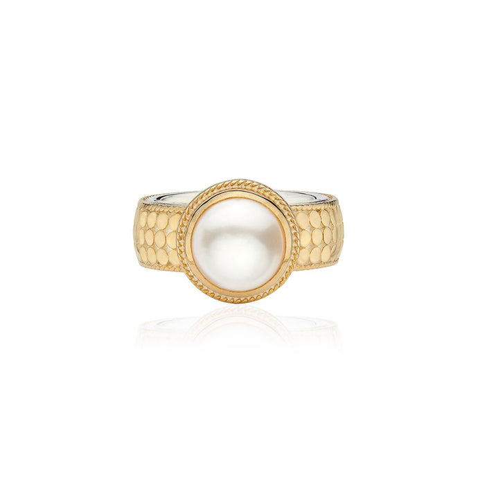 Anna Beck Pearl Cocktail Ring