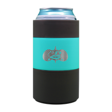 Load image into Gallery viewer, Toadfish Non-Tipping Can Cooler- Teal