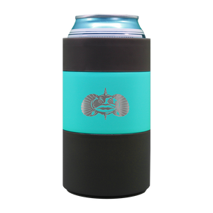 Toadfish Non-Tipping Can Cooler- Teal