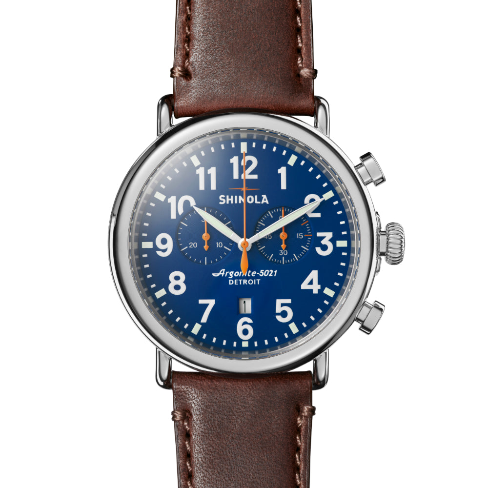 Shinola Gents Runwell Chronograph