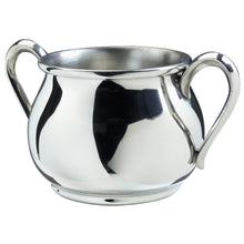 Load image into Gallery viewer, Salisbury Pewter Bulged Double Handle Baby Cup