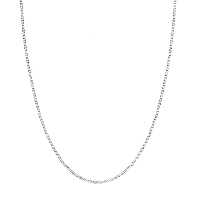 14k Flat Mariner 2.20 mm Chain