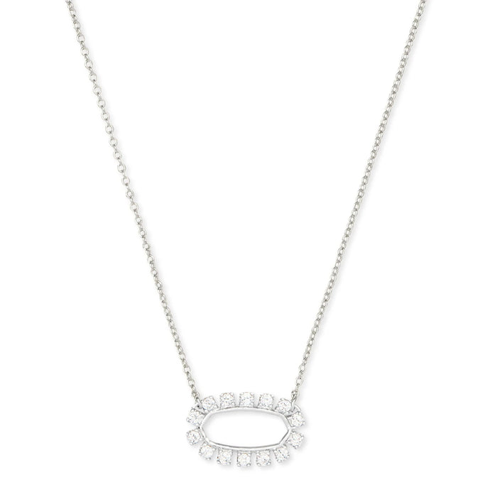 Kendra Scott Elisa Open Frame Necklace