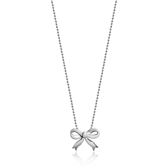 Alex Woo Little Princess Bow Pendant