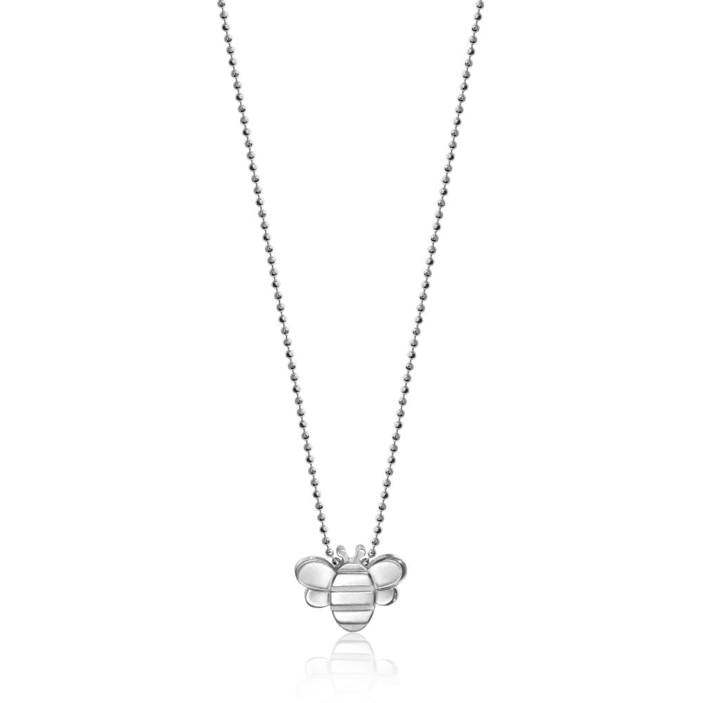 Alex Woo Little Seasons Bee Pendant