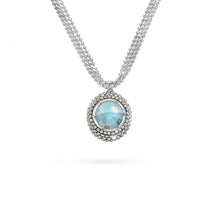 Load image into Gallery viewer, Officina Bernardi Necklace Divina Gemstone