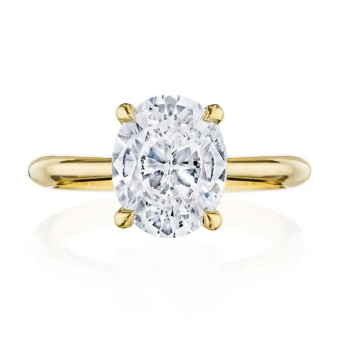 Tacori Founder's Ring Engagement Ring