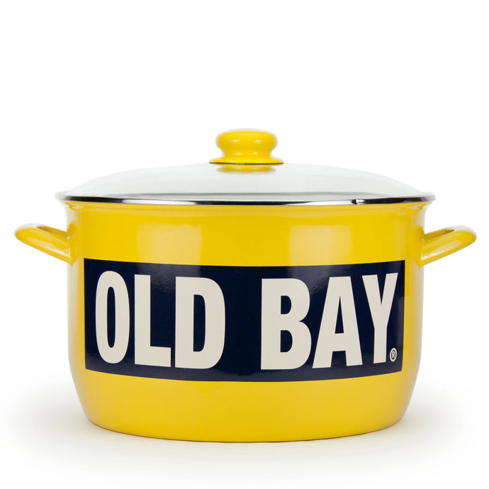 Golden Rabbit Old Bay Stock Pot