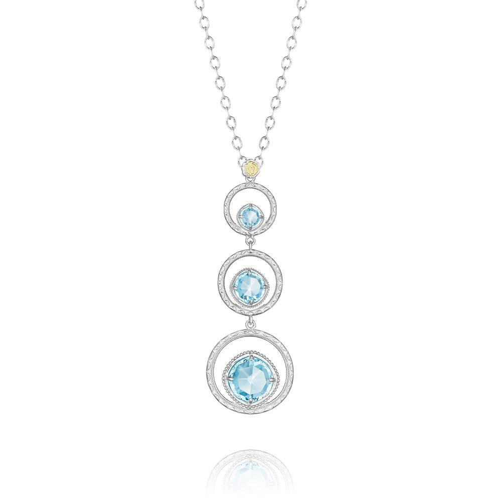 Tacori Stepping Stone Necklace