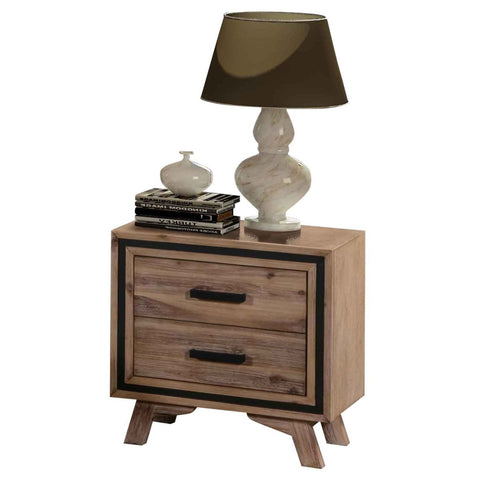 Image of Seashore Bedside 2 Drawers