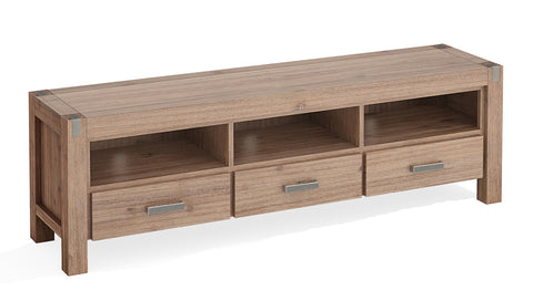 Image of Nowra 3 Drawer Large Tv Unit