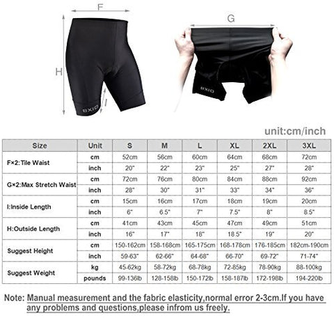 Image of Women Cycling Bib Shorts 9D Gel Padded Road Bike Shorts Anti-Bac Pad Bicycle Bib Shorts Fitness Stitching Sewing Short Bib Pants (Bib Shorts(Black), S)