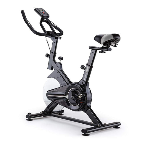 New ProFlex SPN700 11kg Flywheel Commercial Spin Bike, Grey