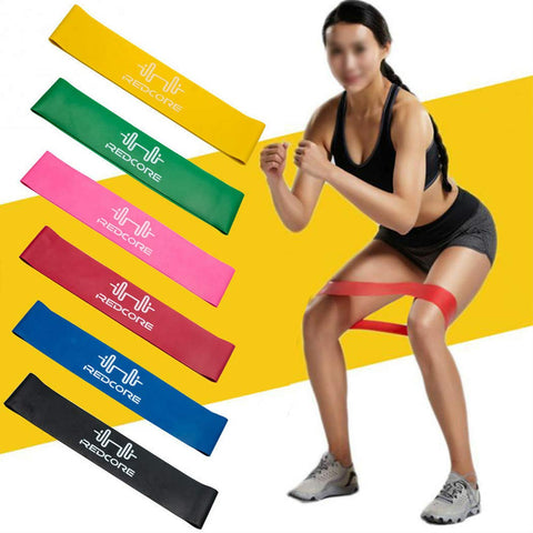 Lovicool Resistance Bands Set Loop Exercise Band Pull Up Assist Band Mobility Powerlifting Band Fitness Bands for Resistance Training, Physical Therapy, Home Workouts