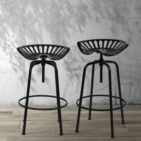 Image of vintage bar stools