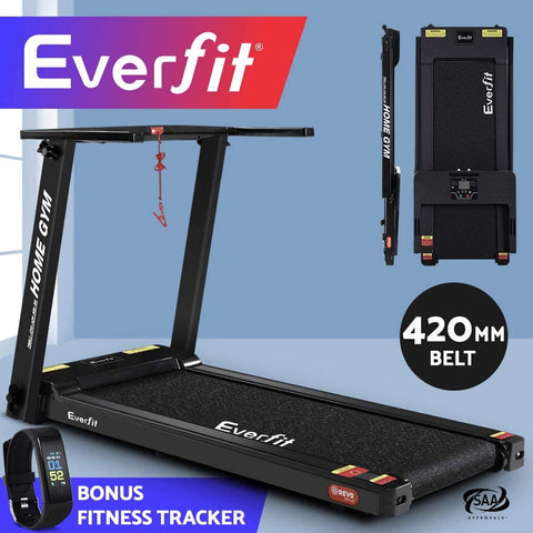 Image of electric treadmill