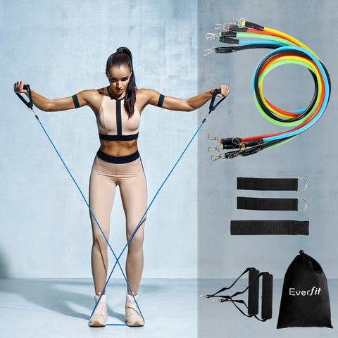 resistance bands workout exercises