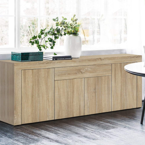 Image of Buffet Sideboard Cabinet Storage