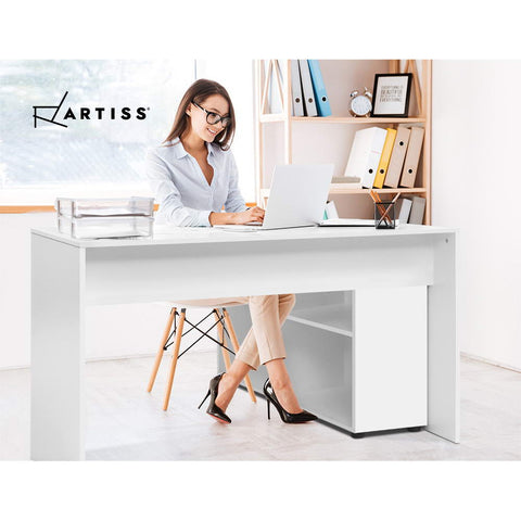 Image of working desk