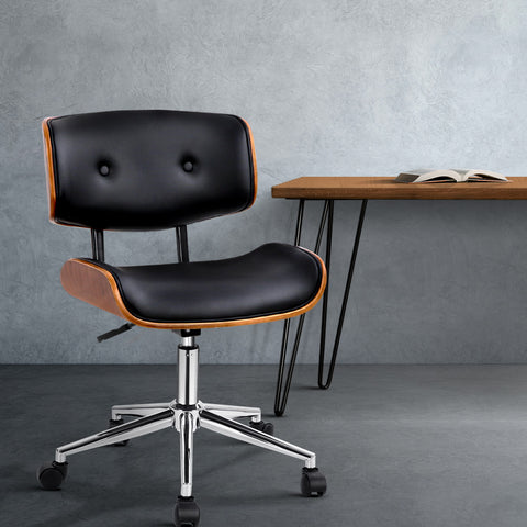 Image of Leather Office Chair