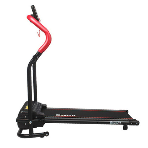Image of Everfit Home Electric Treadmill - Red