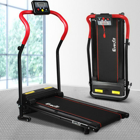 Everfit Home Electric Treadmill - Red
