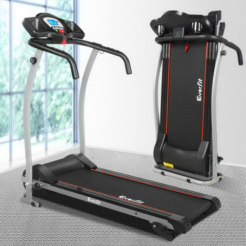 Image of Everfit Home Electric Treadmill - Black