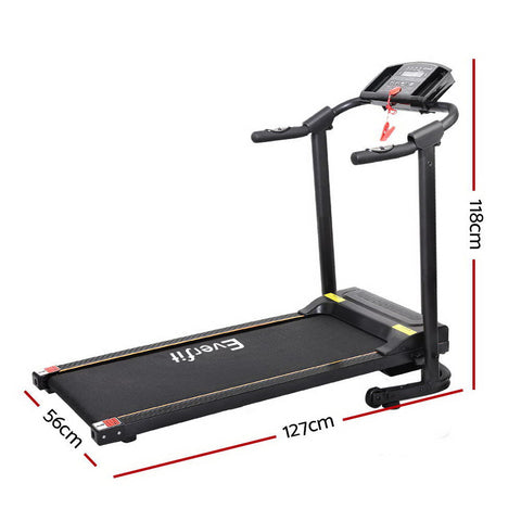 Image of Everfit Electric Treadmill Home Gym Exercise Fitness Running Machine