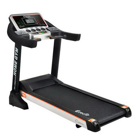 Image of Everfit Electric Treadmill 45cm Incline Running Home Gym Fitness Machine Black