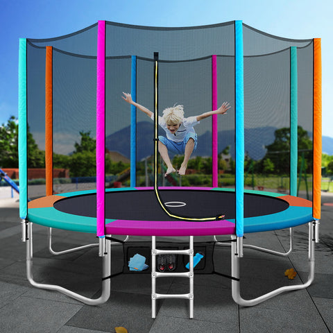 Image of trampoline