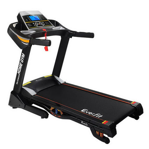 Image of home exercise treadmill