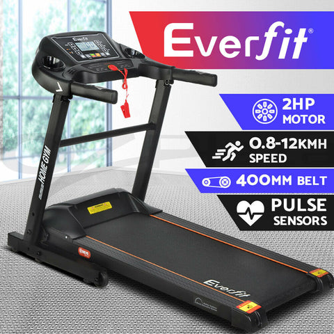 Image of treadmill everfit