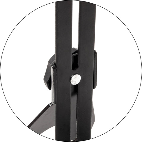 Image of Bicycle Floor Stand Bike Display Rack Storage Holder Repair Powder Coated Steel