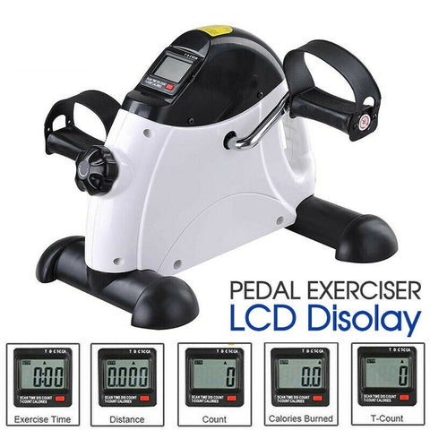 Image of mini pedal exercise bike