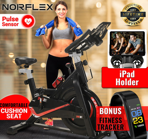 Image of norflex spin bike