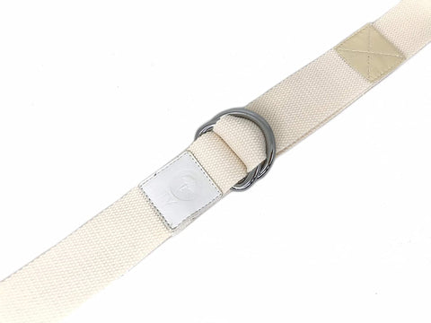 Yoga Strap Cotton- Tiiyar 10 feet/8 feet/6 feet Cotton Yoga Strap Belt for Stretching, Flexibility, Physical Therapy, Fitness 183cm