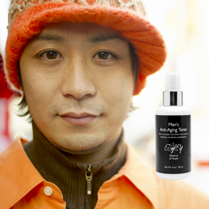 After shave Anti-Aging Toner