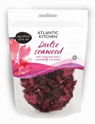 Organic Atlantic Dried Dulse Seaweed