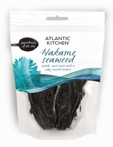 Organic Atlantic Dried Wakame Seaweed
